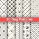Set of Seamless Animal Pattern - GraphicRiver Item for Sale