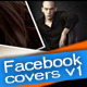 Facebook Timeline Covers v.1 - GraphicRiver Item for Sale