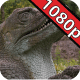 Jurassic Gardens - Iguanodon - VideoHive Item for Sale