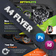 Auto Service Flyer Templates - GraphicRiver Item for Sale