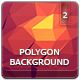 8 Polygon Backgrounds V.2 - GraphicRiver Item for Sale