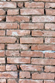 vertical old brick wall - PhotoDune Item for Sale