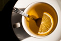 Tea Cup with Lemon - PhotoDune Item for Sale