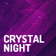 Crystal Night Backgrounds-Graphicriver中文最全的素材分享平台