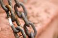 Rusty Chain - PhotoDune Item for Sale