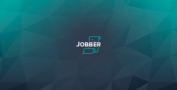 ThemeForest Jobber PSD 7764306