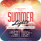 Summer Lights Flyer - GraphicRiver Item for Sale