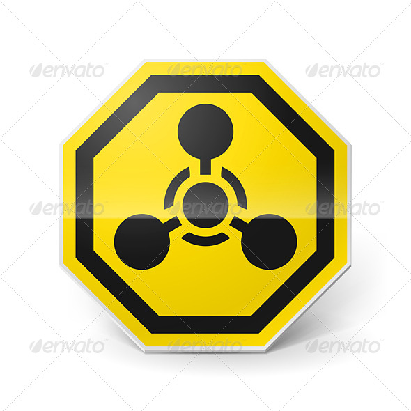 GraphicRiver Chemical Weapon Sign 7812714