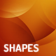 Shapes Backgrounds-Graphicriver中文最全的素材分享平台