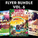 Flyer Bundle vol.6 - GraphicRiver Item for Sale