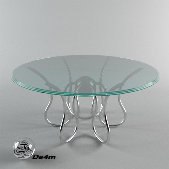 3DOcean Octopus Table 7814467