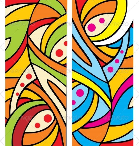GraphicRiver Abstract Art Nouveau Background 7815184