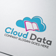Data Cloud Logo - GraphicRiver Item for Sale