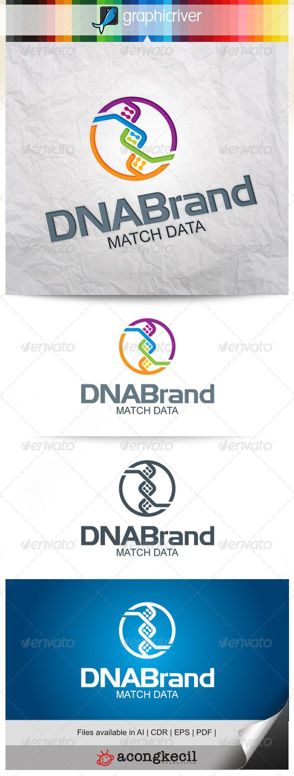 GraphicRiver DNA Brand 7815994