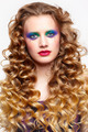 Woman with long golden hairs - PhotoDune Item for Sale
