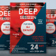 Flyer Deep Session - GraphicRiver Item for Sale