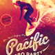 Beach Barbeque Party Flyer - GraphicRiver Item for Sale