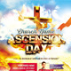 Church Ascension Day Flyer - GraphicRiver Item for Sale