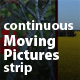 Continuous moving pictures strip - ActiveDen Item for Sale