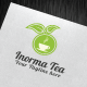 Inorma Tea Logo Template - GraphicRiver Item for Sale