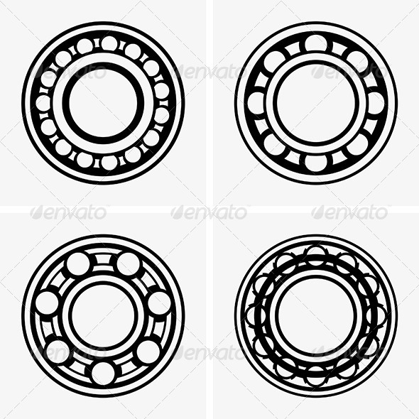 GraphicRiver Ball Bearings 7826193