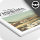 Panorama Portfolio Template - GraphicRiver Item for Sale