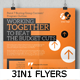 3 in 1 Flyers Template - GraphicRiver Item for Sale