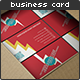 Flashy Service Business Card - GraphicRiver Item for Sale