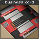 Edgy Style Business Card - GraphicRiver Item for Sale