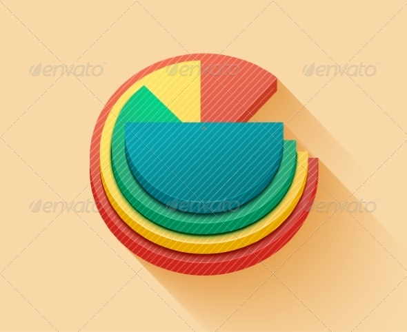 GraphicRiver Business Pie Chart 7829721