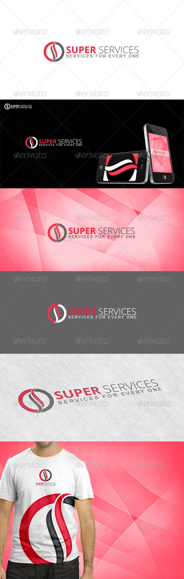 GraphicRiver Super Services 7830161