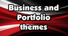 Business & Portfolio themes