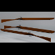 Musket, carbine, carabine (low poly, no textures) - 3DOcean Item for Sale
