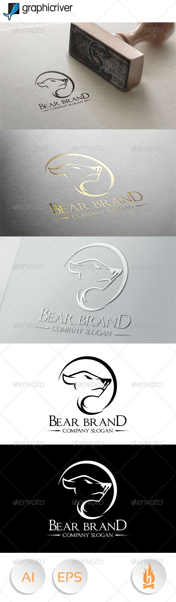 GraphicRiver Bear Brand 7837136