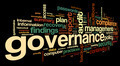 Governance and compliance in word tag cloud - PhotoDune Item for Sale