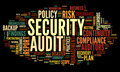 Security audit in word tag cloud - PhotoDune Item for Sale
