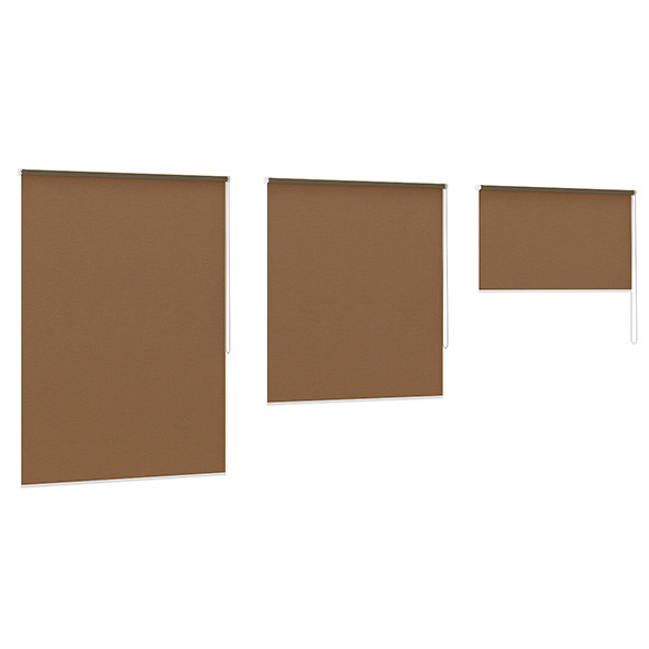 3DOcean Brown Window Blinds 7838807