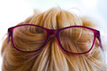 Blond Hair and Glasses - PhotoDune Item for Sale
