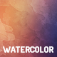 10 Watercolor Backgrounds-Graphicriver中文最全的素材分享平台