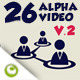26 Videos Of People Business Icons V.2 - VideoHive Item for Sale