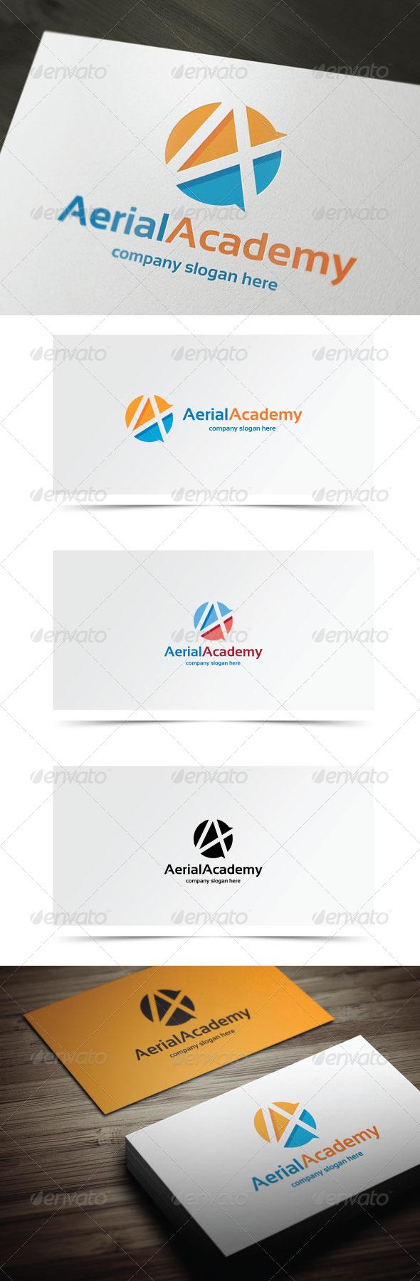 GraphicRiver Aerial Academy 7841922