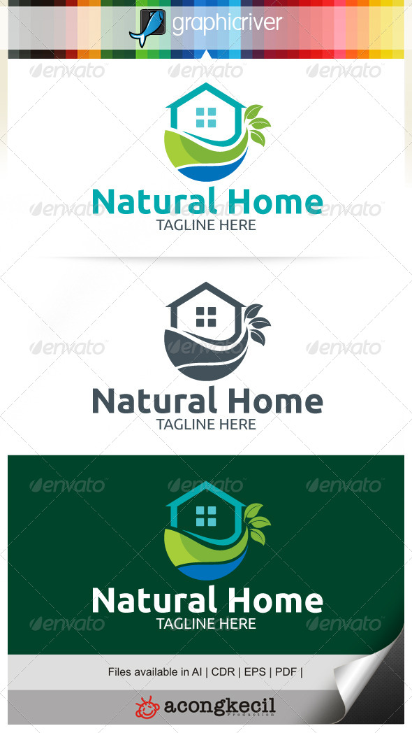 GraphicRiver Natural Home 7842623
