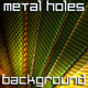 Metal Holes Surface Backgrounds - GraphicRiver Item for Sale