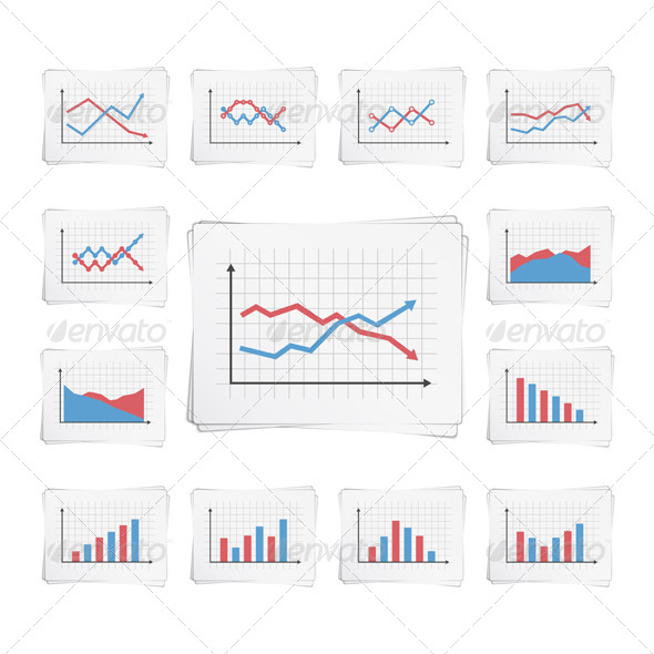 GraphicRiver Charts 7844842