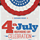 4th July - GraphicRiver Item for Sale