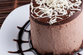 Chocolate Mousse Cake - PhotoDune Item for Sale
