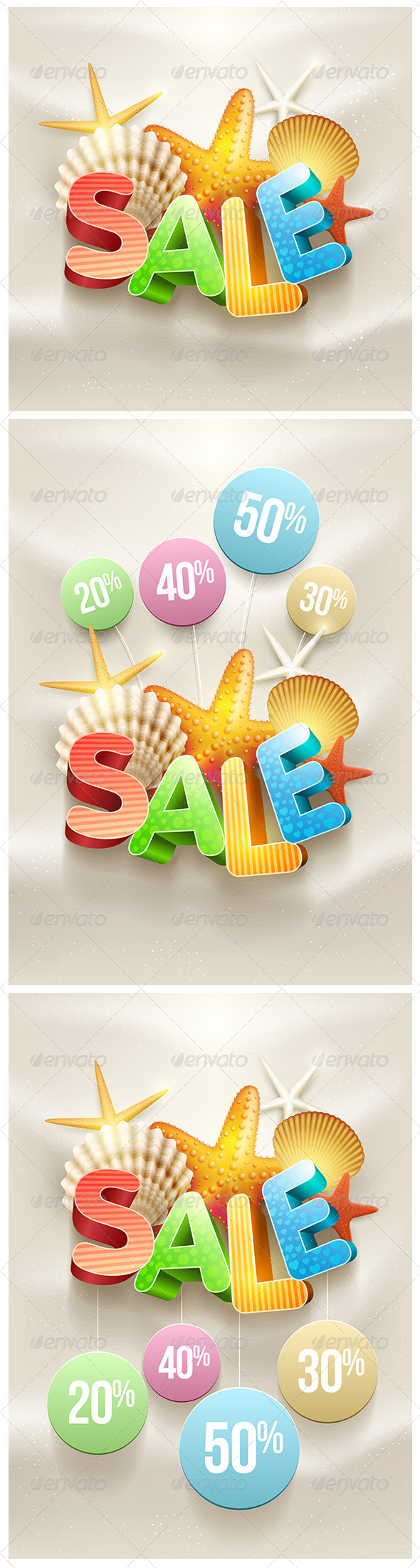 GraphicRiver Summer Sale 7830449