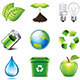 Environment Icons Photo-Realistic Set - GraphicRiver Item for Sale