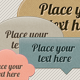 Retro Speech Bubbles - GraphicRiver Item for Sale