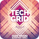 Tech Grid Flyer - GraphicRiver Item for Sale